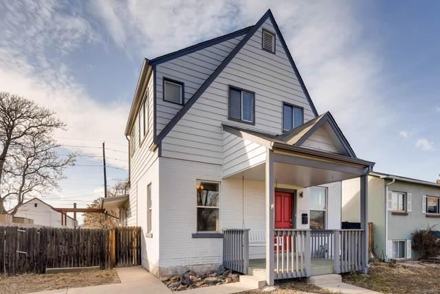 2085 S Acoma Street, Denver, CO 80223 (#5062763) :: Wisdom Real Estate