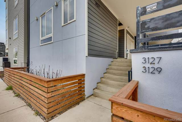 3129 W Conejos Place #2, Denver, CO 80204 (MLS #5063133) :: 8z Real Estate