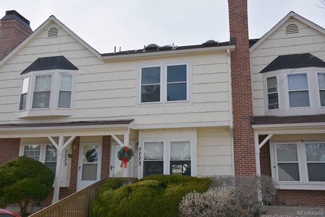 7773 S Steele Street, Centennial, CO 80122 (MLS #5063298) :: 8z Real Estate