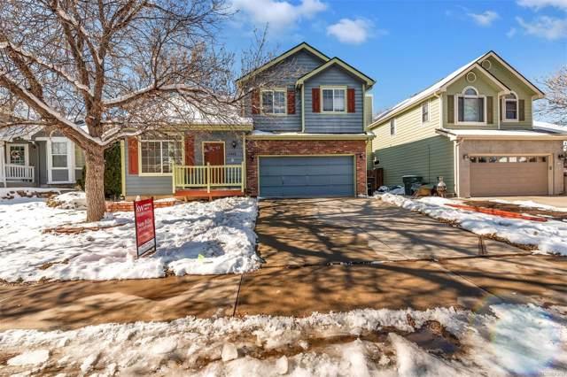 13309 Cherry Circle, Thornton, CO 80241 (MLS #5063300) :: The Sam Biller Home Team