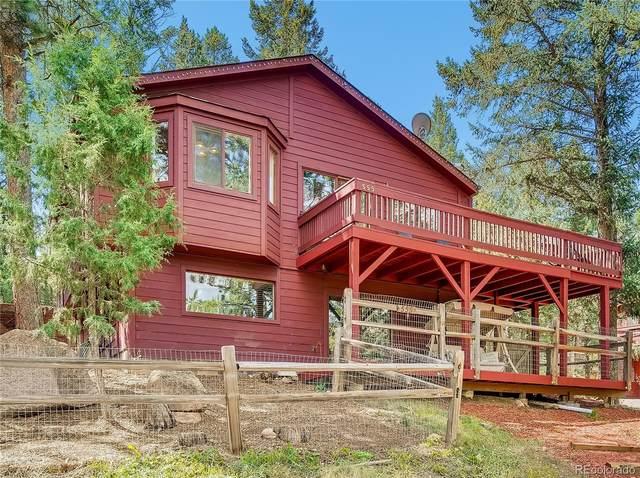 555 Wisp Creek Drive, Bailey, CO 80421 (MLS #5063432) :: 8z Real Estate