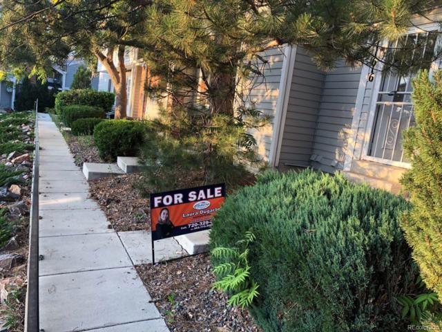 11616 E Bayaud Drive, Aurora, CO 80012 (MLS #5063525) :: 8z Real Estate