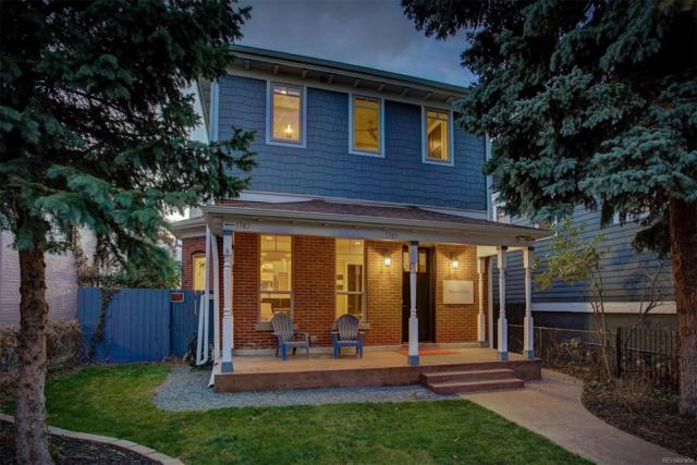 1745 N Emerson Street, Denver, CO 80218 (#5063599) :: The Heyl Group at Keller Williams
