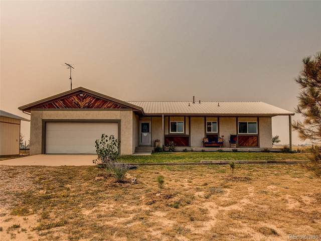 23045 Jones Road, Calhan, CO 80808 (#5063669) :: The Healey Group