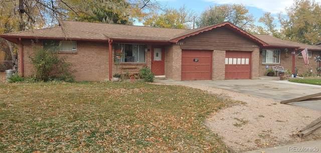 4723 Everett Court, Wheat Ridge, CO 80033 (MLS #5063821) :: Kittle Real Estate