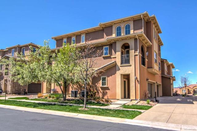 3355 Cascina Circle D, Highlands Ranch, CO 80126 (#5063946) :: The Griffith Home Team