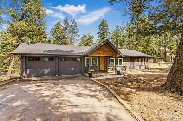6888 S Columbine Road, Evergreen, CO 80439 (#5063953) :: Venterra Real Estate LLC