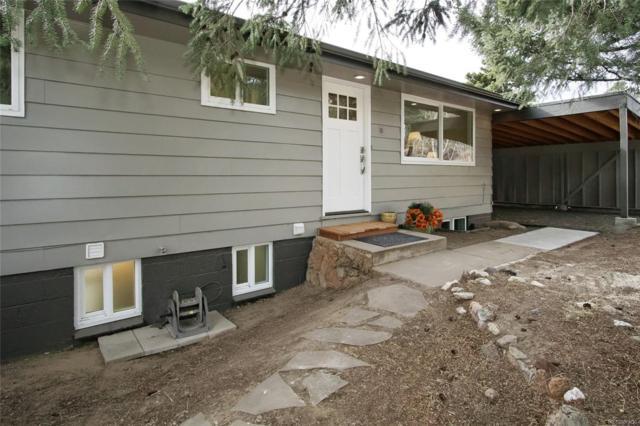 25694 Stansbery Street, Conifer, CO 80433 (MLS #5064027) :: 8z Real Estate