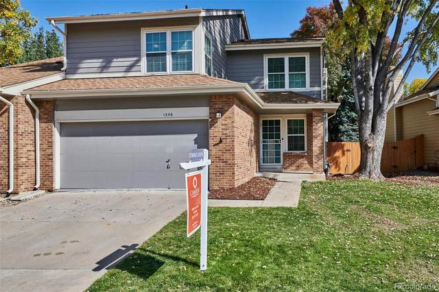1556 S Spruce Street, Denver, CO 80231 (#5064410) :: The Gilbert Group