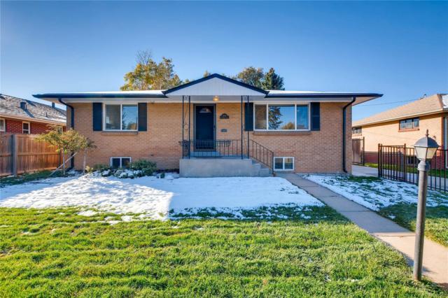 2536 E Mexico Avenue, Denver, CO 80210 (#5064447) :: HomePopper