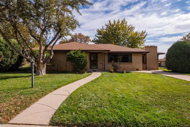 3030 Jay Street, Wheat Ridge, CO 80214 (#5064677) :: The Peak Properties Group
