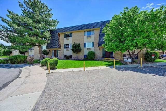 234 S Brentwood Street #206, Lakewood, CO 80226 (MLS #5064777) :: Find Colorado