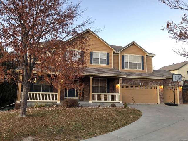 2669 E 138th Circle, Thornton, CO 80602 (#5064937) :: My Home Team