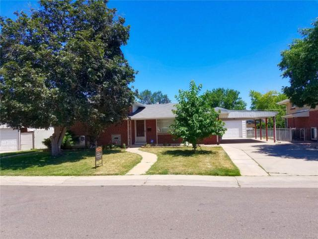 1450 S Eliot Street, Denver, CO 80219 (MLS #5065053) :: 8z Real Estate