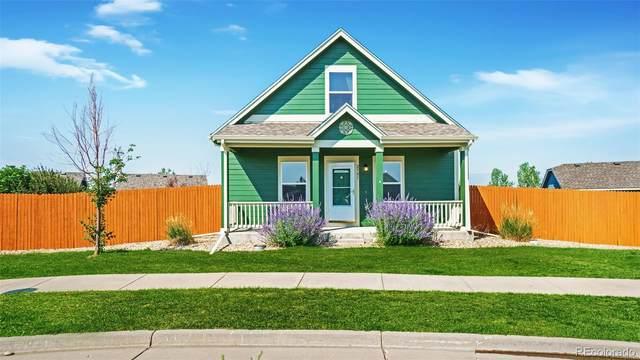 2701 Quarterland Street, Strasburg, CO 80136 (MLS #5065146) :: 8z Real Estate