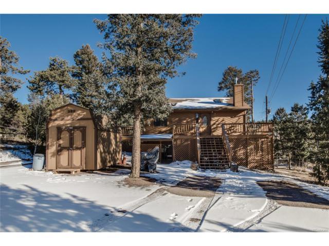 30509 Rand Road, Conifer, CO 80433 (#5065240) :: The Peak Properties Group