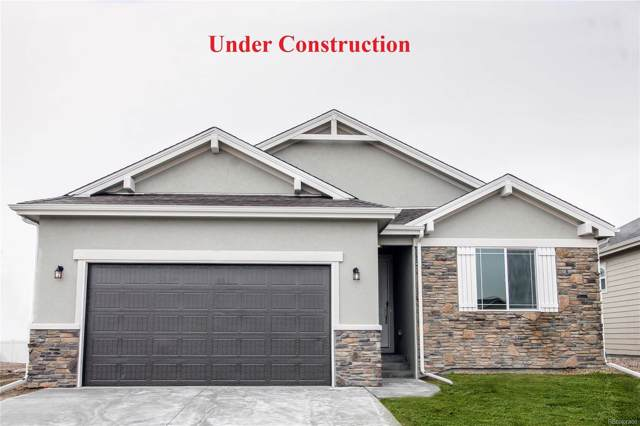 1217 103rd Court, Greeley, CO 80634 (#5065244) :: The Dixon Group