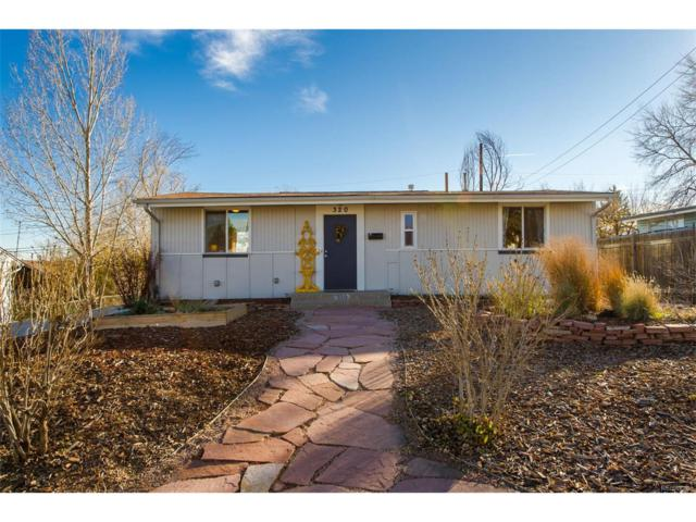 320 Cuchara Street, Denver, CO 80221 (MLS #5065680) :: 8z Real Estate