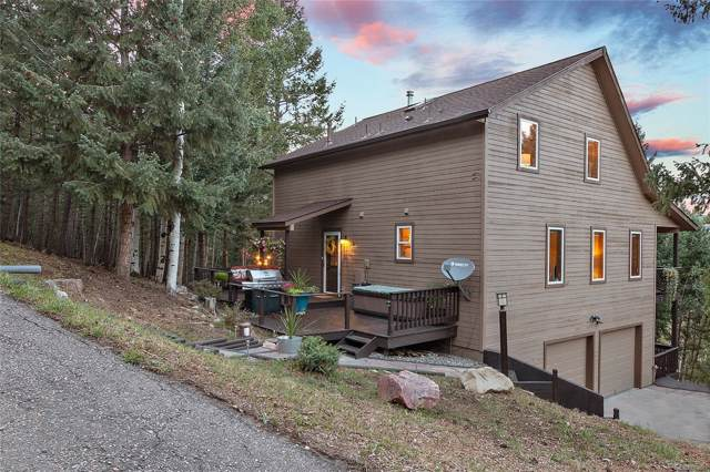 1116 Mockingbird Trail, Bailey, CO 80421 (MLS #5065748) :: 8z Real Estate