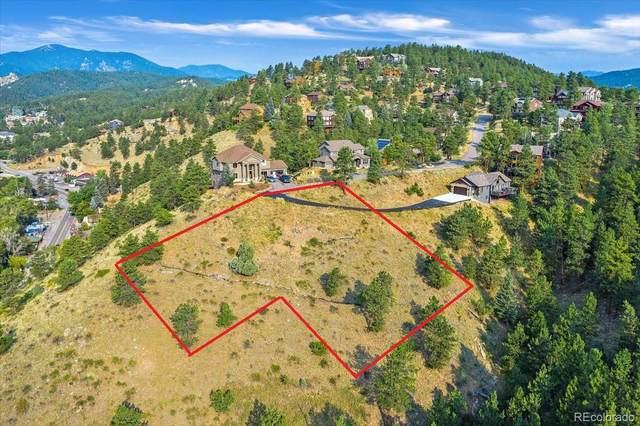 3190 Bittersweet Lane, Evergreen, CO 80439 (MLS #5066489) :: Find Colorado