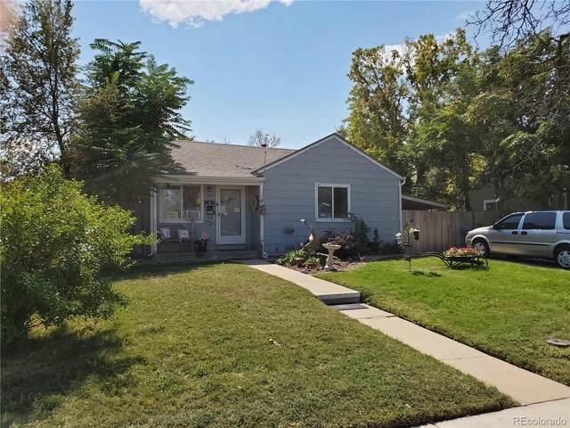 11366 E 7th Avenue, Aurora, CO 80010 (MLS #5066574) :: 8z Real Estate