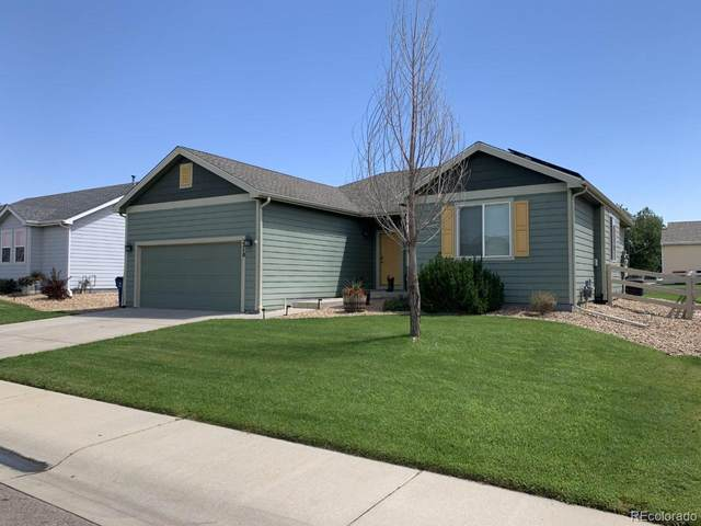 310 Naples Street, Firestone, CO 80520 (MLS #5066641) :: Keller Williams Realty