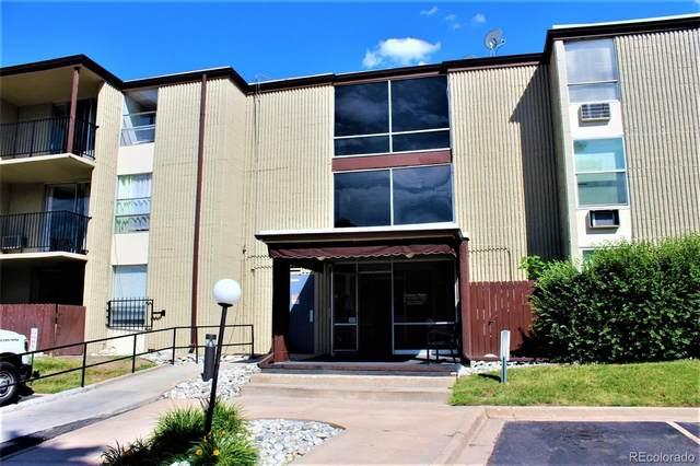 2231 S Vaughn Way 321B, Aurora, CO 80014 (#5066869) :: Venterra Real Estate LLC
