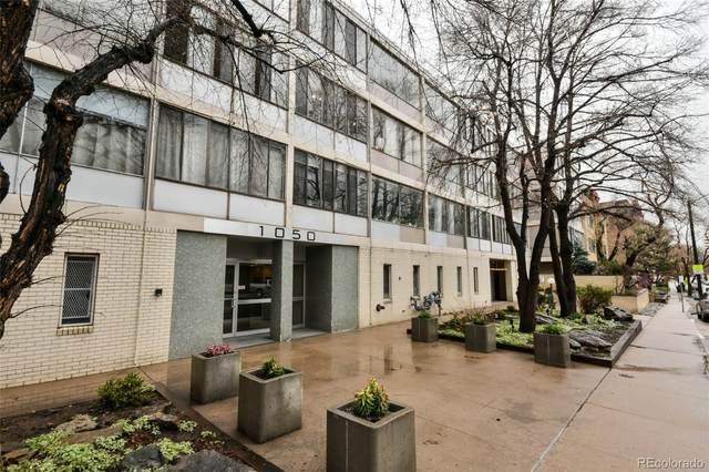 1050 N Corona Street #104, Denver, CO 80218 (#5066968) :: Wisdom Real Estate