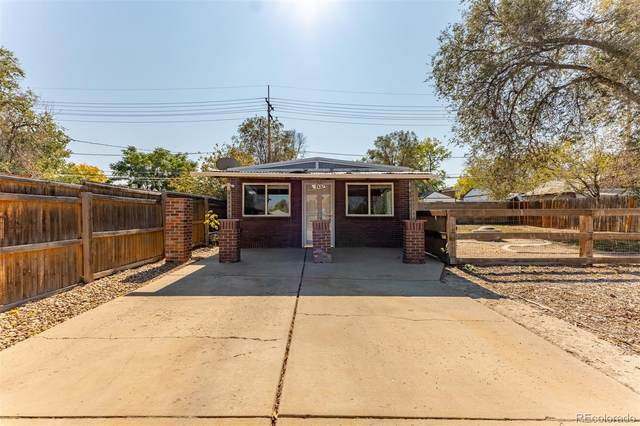 3500 W Ada Place, Denver, CO 80219 (MLS #5067165) :: Kittle Real Estate