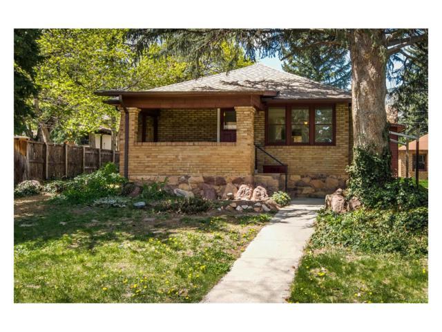 747 12th Street, Boulder, CO 80302 (MLS #5067235) :: 8z Real Estate