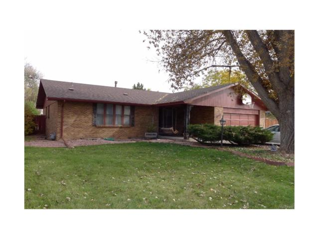 2060 Miller Street, Lakewood, CO 80215 (#5067360) :: ParkSide Realty & Management