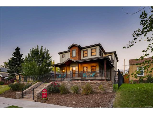 1466 S Josephine Street, Denver, CO 80210 (#5067829) :: Thrive Real Estate Group
