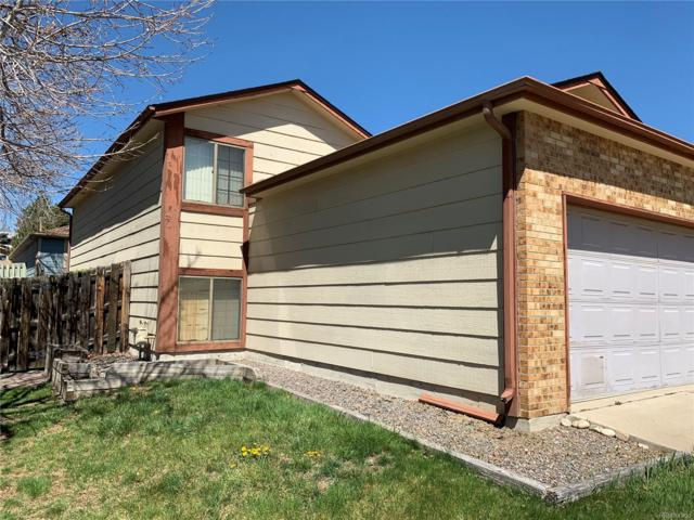 5741 W 71st Avenue, Arvada, CO 80003 (#5067899) :: The Galo Garrido Group