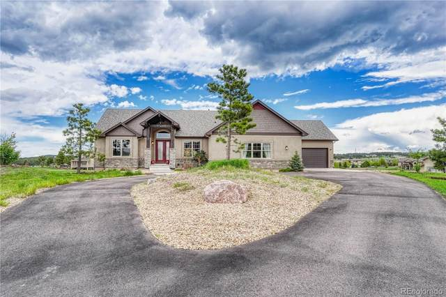 16695 W Cherry Stage Road, Colorado Springs, CO 80921 (#5068063) :: The DeGrood Team