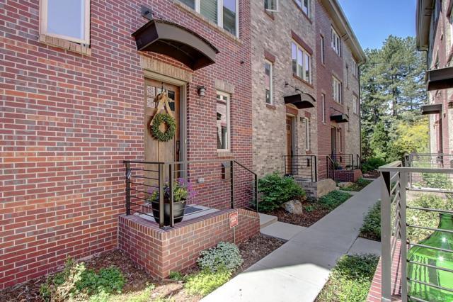 516 University Boulevard, Denver, CO 80206 (#5068281) :: The Peak Properties Group
