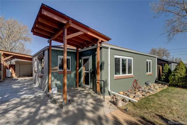 5185 Newton Street, Denver, CO 80221 (#5068287) :: The Griffith Home Team