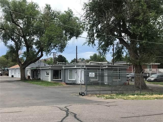 275 S Jay Street, Lakewood, CO 80226 (#5068407) :: Peak Properties Group