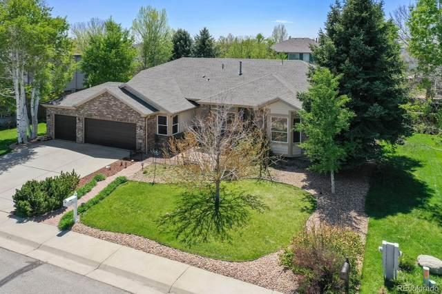 166 Baker Lane, Erie, CO 80516 (#5068539) :: Wisdom Real Estate