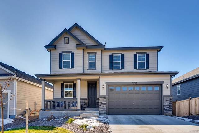 3746 White Rose Loop, Castle Rock, CO 80108 (MLS #5068567) :: Keller Williams Realty