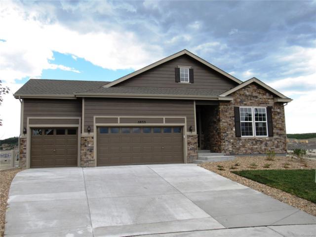 5833 Flat Rock Court, Castle Rock, CO 80104 (#5068911) :: The HomeSmiths Team - Keller Williams