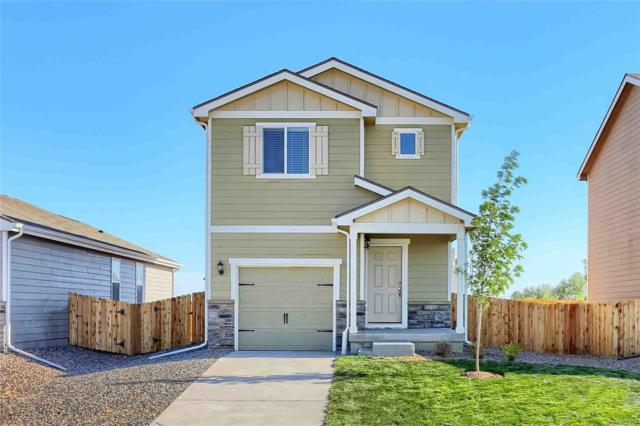 47321 Lily Avenue, Bennett, CO 80102 (#5068947) :: The Heyl Group at Keller Williams