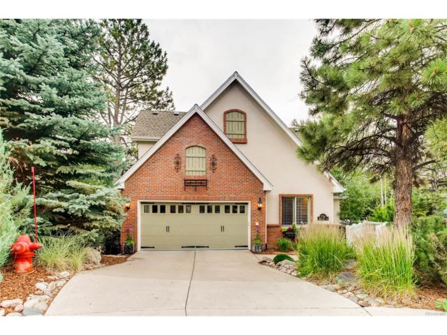 7054 Timbercrest Way, Castle Pines North, CO 80108 (MLS #5069594) :: 8z Real Estate