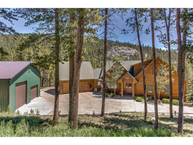 34605 Stanton Drive, Golden, CO 80403 (#5069597) :: The Peak Properties Group