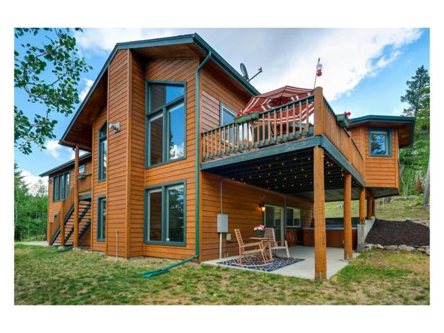 11667 Leavenworth Drive, Conifer, CO 80433 (MLS #5069649) :: 8z Real Estate