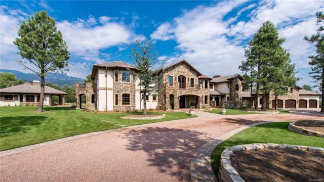 22 Crossland Road, Colorado Springs, CO 80906 (MLS #5070088) :: 8z Real Estate