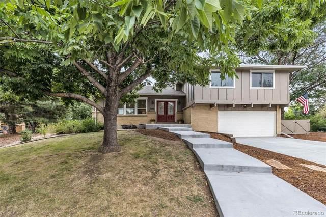 5498 Blue Sage Drive, Littleton, CO 80123 (#5070135) :: Bring Home Denver with Keller Williams Downtown Realty LLC