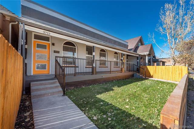 3713 Franklin Street, Denver, CO 80205 (#5070170) :: Chateaux Realty Group