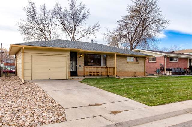 4970 W Park Place, Denver, CO 80219 (#5070227) :: The Heyl Group at Keller Williams