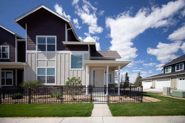3348 Green Lake Drive #3, Fort Collins, CO 80524 (MLS #5070399) :: Clare Day with Keller Williams Advantage Realty LLC