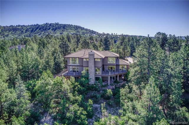 170 Glengarry Place, Castle Rock, CO 80108 (#5070509) :: Kimberly Austin Properties